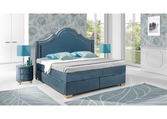 Континентальная кровать 900 фото 1