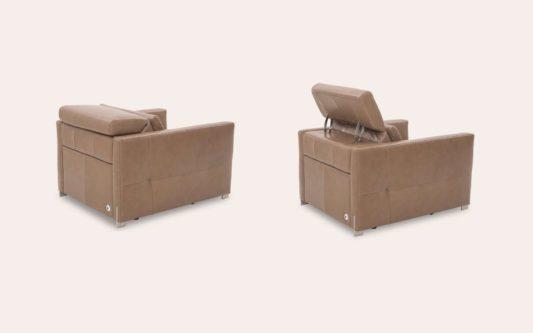 Модульный диван с реклайнерами Cadenza W167 фото 7