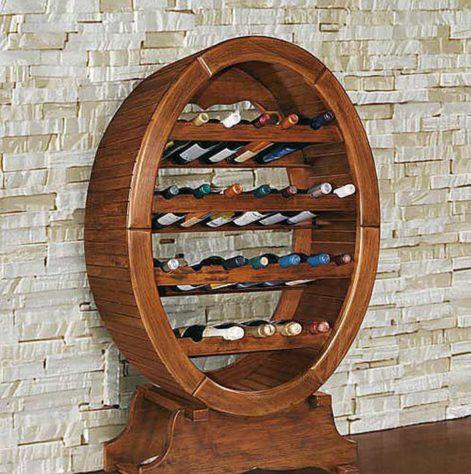 Подставка для винных бутылок 6180