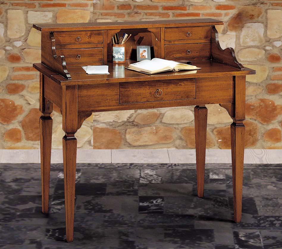 Письменный стол с надставкой 7684