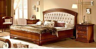 Кровать Giorgione capitonne