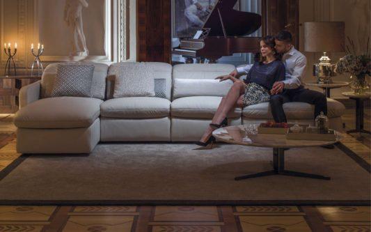 Модульный диван Accordo prima W130