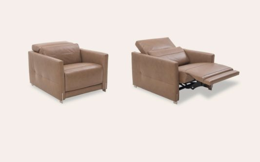 Модульный диван с реклайнерами Cadenza W167 фото 6