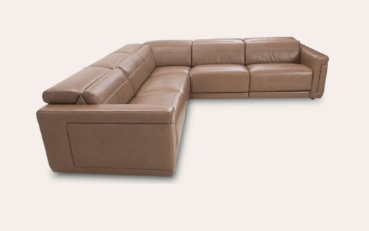Модульный диван с реклайнерами Cadenza W167 фото 1