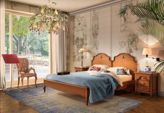 Кровать Aix AX717 фото 5