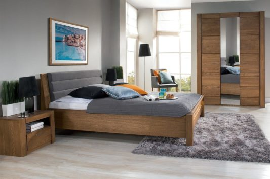 Кровать 160 Velvet B-76 фото 5