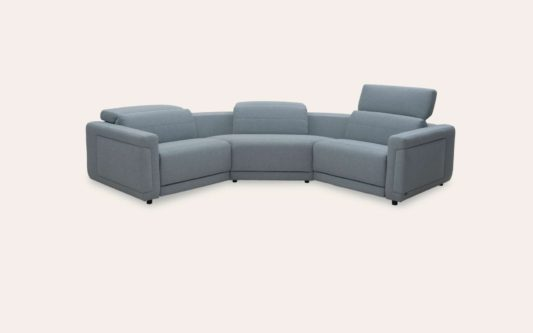 Модульный диван с реклайнерами Cadenza W167 фото 8