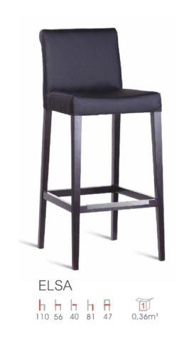 Барный стул Elsa фото 2