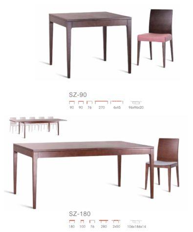 Обеденный стол SZ-90 фото 2