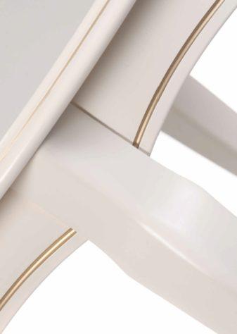 Круглый раздвижной стол WE-100 фото 4