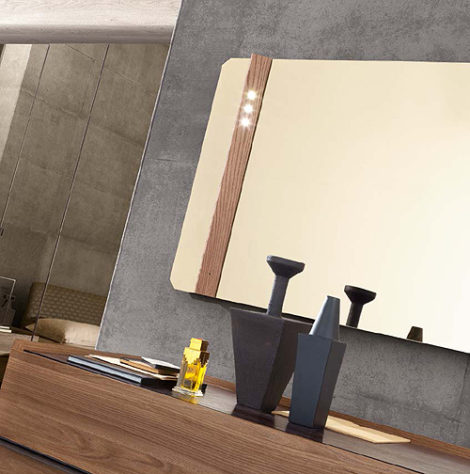 Зеркало ACADEMY с подсветкой LED фото 1