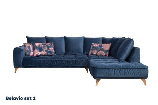 Угловой диван Belavio фото 7