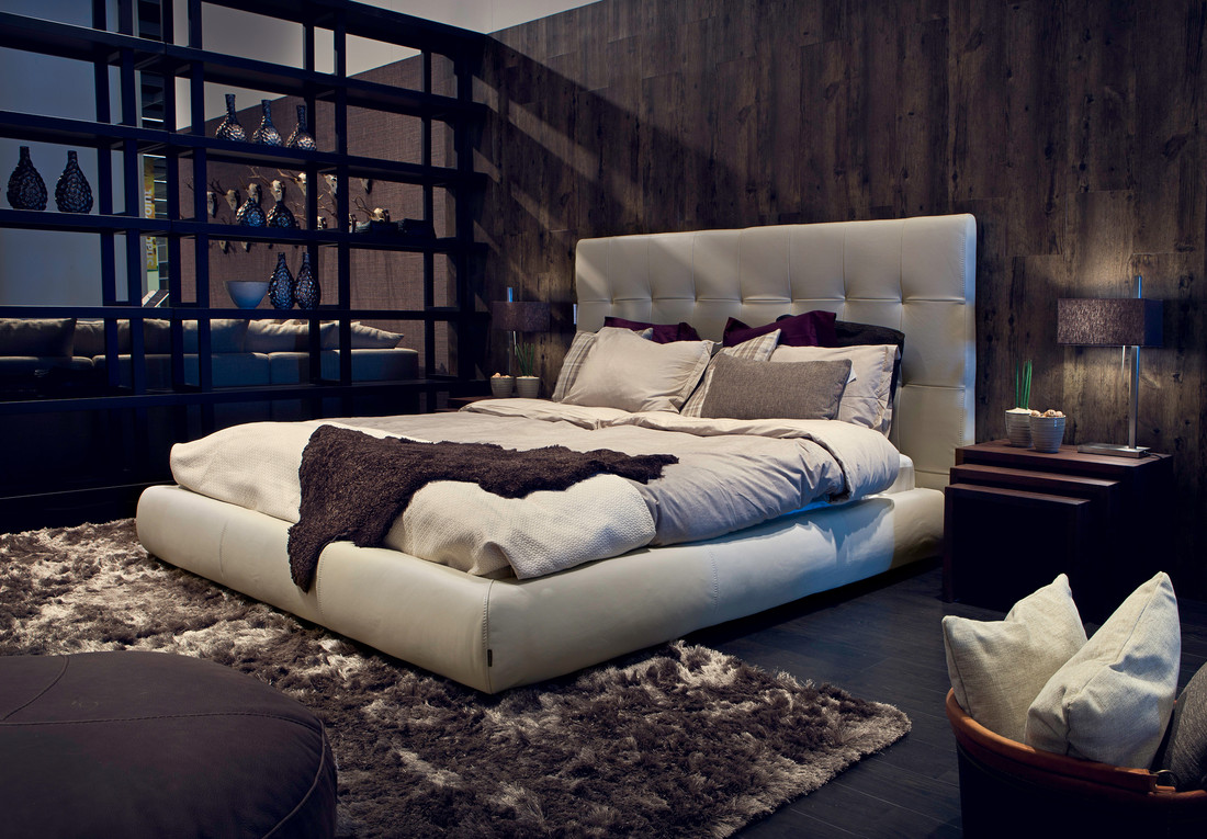 Кровать Blanc Bed