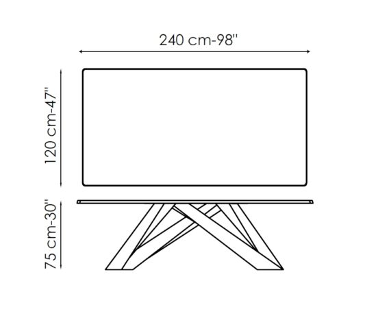 Обеденный стол Big Table фото 2