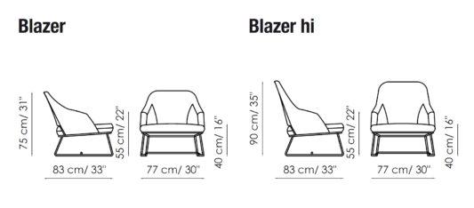 Кресло Blazer фото 2