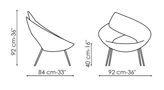 Кресло Lock фото 3