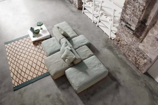 Модульный диван Peanut B фото 3