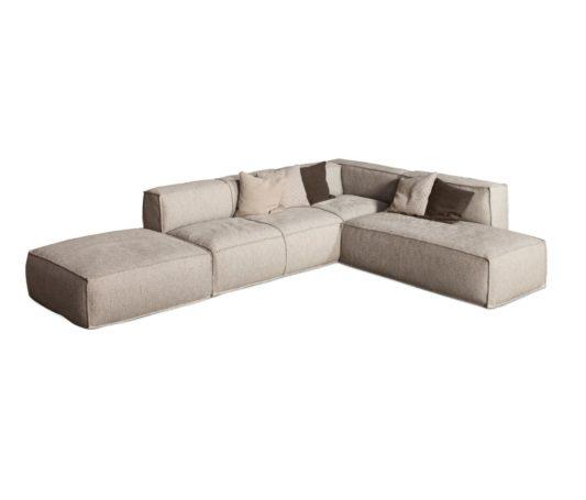 Модульный диван Peanut B