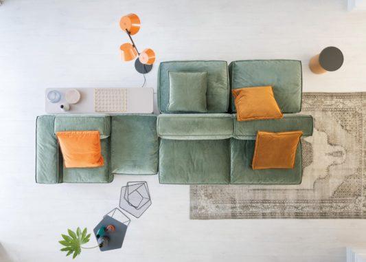 Модульный диван Peanut B фото 4