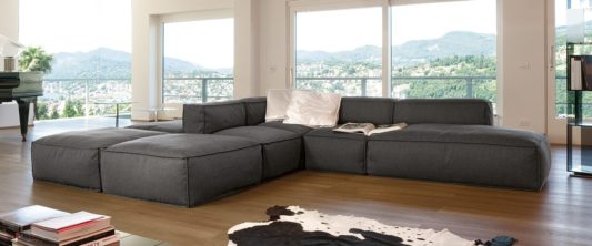 Модульный диван Peanut B фото 14