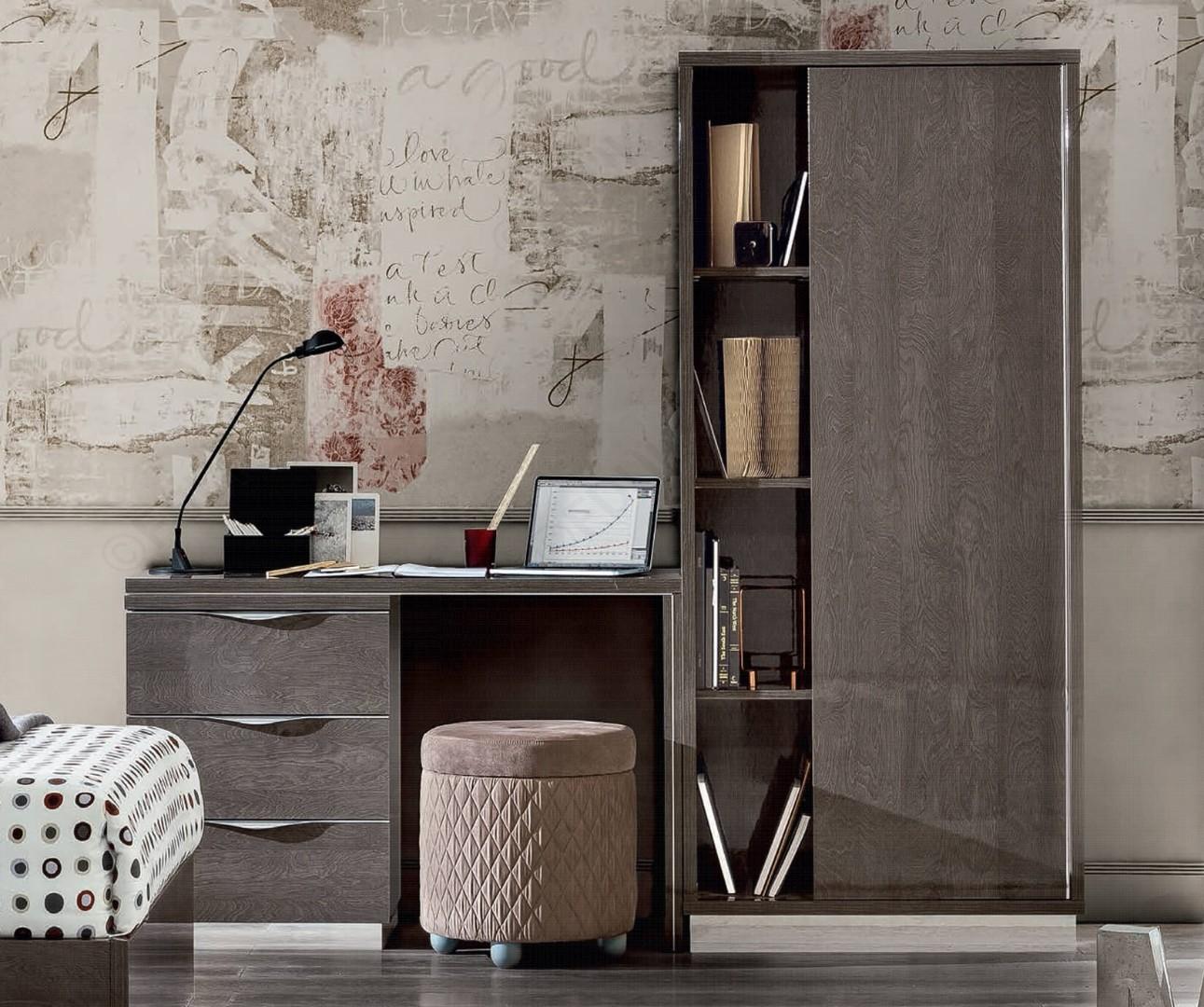 Книжный шкаф PLATINUM