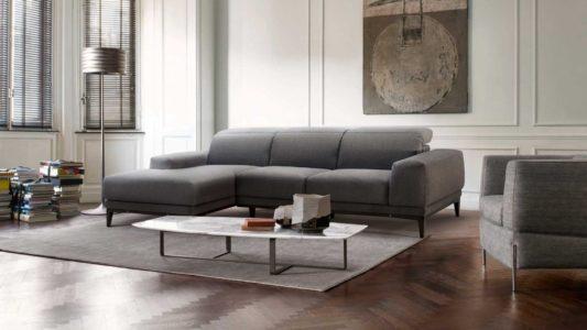 Угловой диван Borghese фото 8