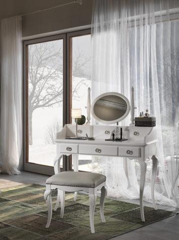 Туалетный столик с надставкой Aix фото 1