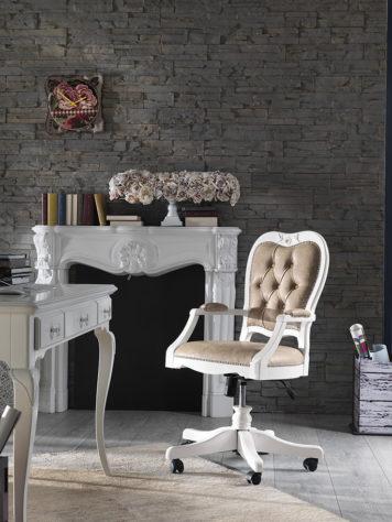 Вращающееся кресло Aix AX413 фото 2