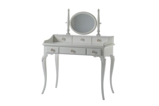 Туалетный столик с надставкой Aix