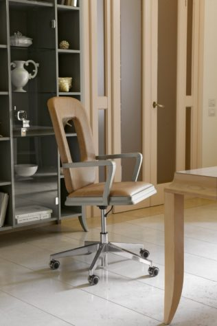 Кабинетное кресло Valentino фото 2