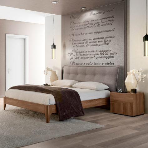 Кровать STORM Soft 180 с п/механизмом