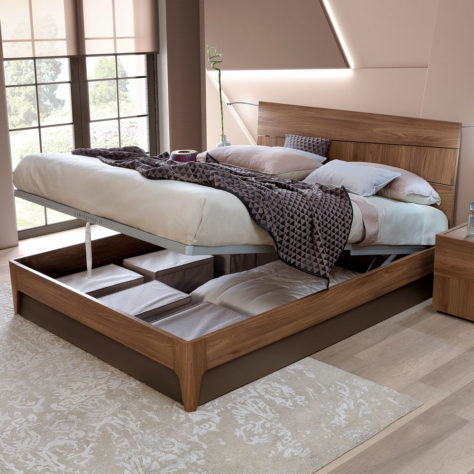 Кровать STORM Soft 180 с п/механизмом фото 2