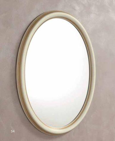 Овальное зеркало Treviso фото 1