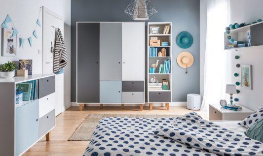 Шкаф 3-дверный Concept фото 1