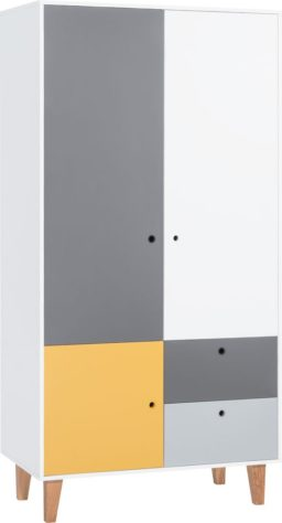 Шкаф Concept двухстворчатый
