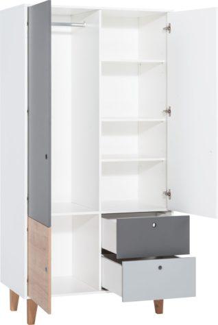 Шкаф Concept двухстворчатый фото 1