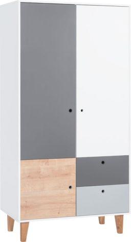 Шкаф Concept двухстворчатый фото 3