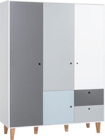 Шкаф 3-дверный Concept