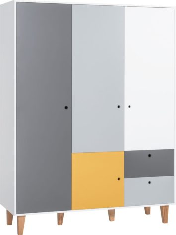 Шкаф 3-дверный Concept фото 4