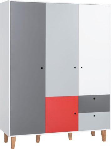 Шкаф 3-дверный Concept фото 5