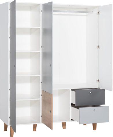 Шкаф 3-дверный Concept фото 3