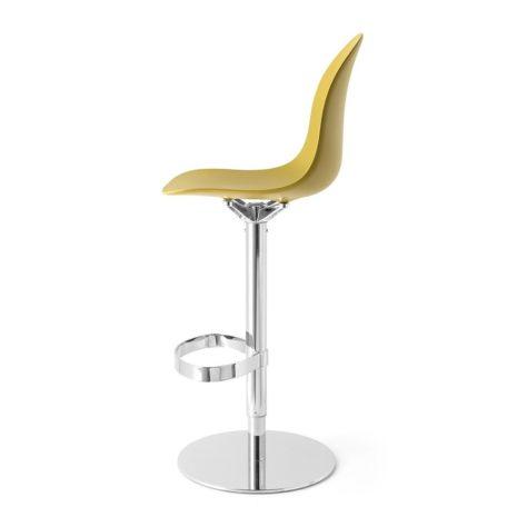Барный регулируемый стул Academy фото 2