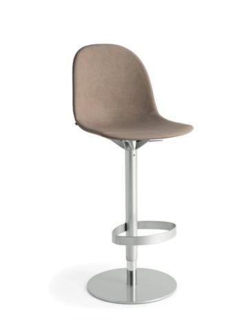 Барный регулируемый стул Academy фото 3
