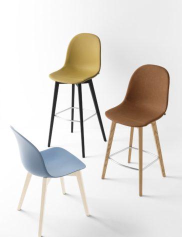 Полубарный стул Academy W фото 10