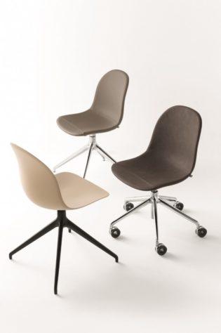 Вращающийся стул Academy CB1911 фото 7
