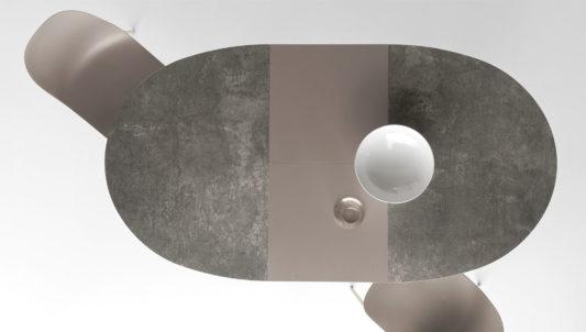 Раздвижной стол Giove 4739-E фото 2