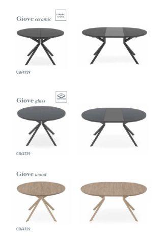 Раздвижной стол Giove фото 13