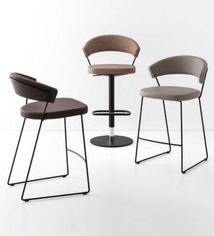 Полубарный стул New York фото 10