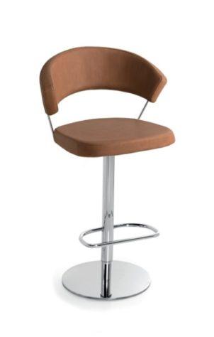 Барный регулируемый стул New York фото 1