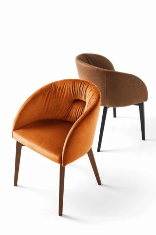 Вращающийся стул Rosie Soft фото 7